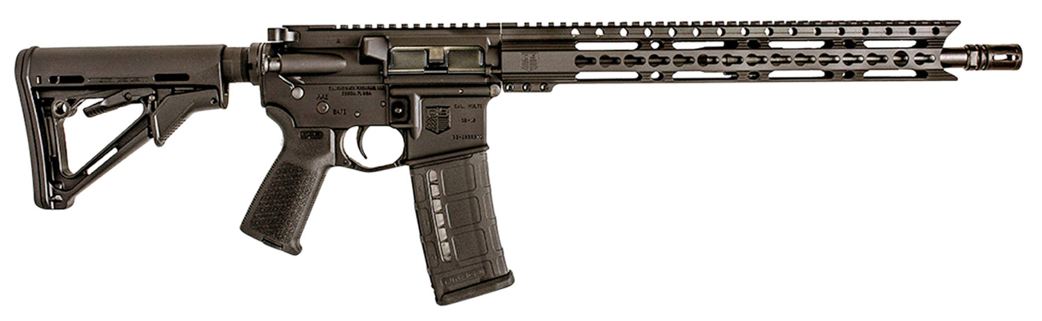 Diamondback DB15EB DB15 Elite with Keymod Rail Semi-Automatic 223 Remington/5.56 NATO 16
