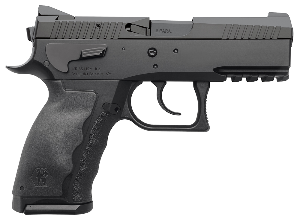 Sphinx WWSXXE011 Sphinx SDP Compact Single/Double 9mm 15+1 Black