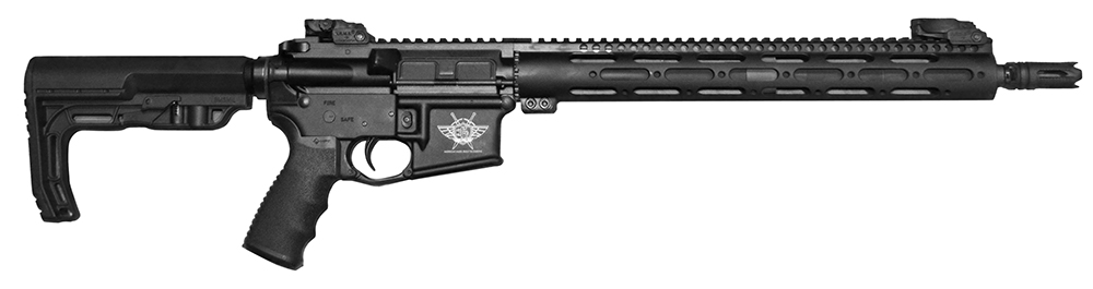Civilian Force Arms 010117YH Hagos-15 AR-15 Semi-Automatic 223 Remington/5.56 NATO 16