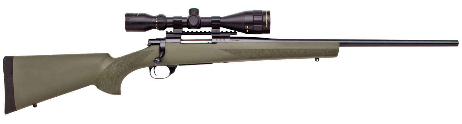 Howa HGK63108+ Hogue Gameking Scope Package Bolt 308 Winchester/7.62 NATO 22