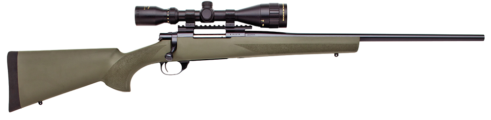 Howa HGT90228+ Hogue Targetmaster Scope Package Bolt 223 Remington 20