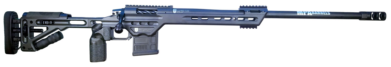 MasterPiece Arms 6MMBA Bolt 6mm Creedmoor 24