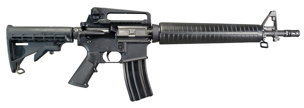 Windham Weaponry R16M4DA4T M4 Dissipator Semi-Automatic 223 Remington/5.56 NATO 16