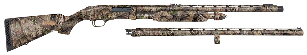 Mossberg 62437 835 Turkey/Waterfowl Pump N/A 12 Gauge Mossy Oak Break-Up Country