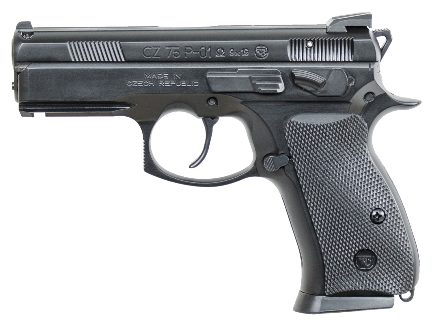 CZ 91229 P-01 Omega Single/Double 9mm 3.8
