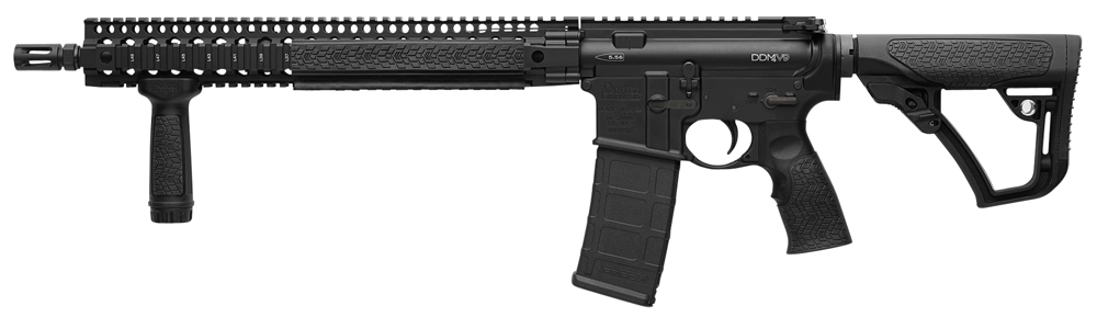 Daniel Defense 15175047 DDM4 V9 Semi-Automatic 223 Remington/5.56 NATO 16