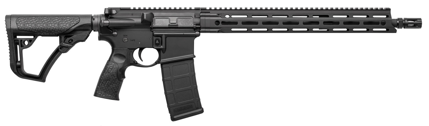 Daniel Defense 02081047 DDM4 V7 Semi-Automatic 223 Remington/5.56 NATO 16