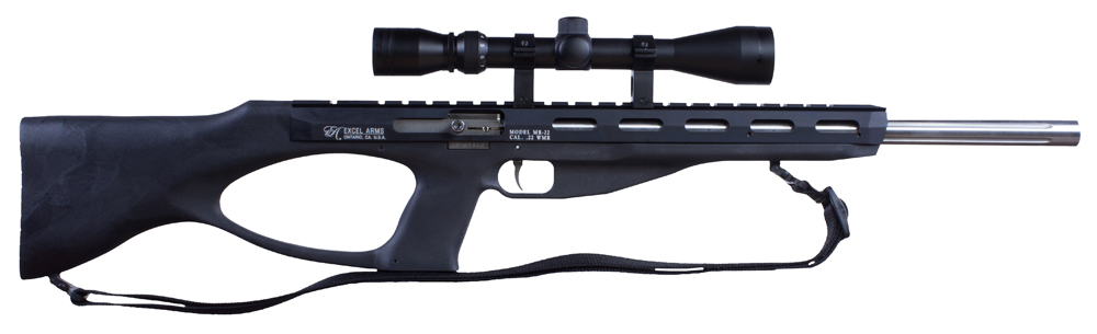 Excel EA57106 Accelerator Rifle MR-5.7 Semi-Automatic 5.7mmX28mm 18