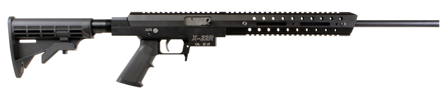 Excel EA22603 X-Series X-22R Semi-Automatic 22 Long Rifle 18