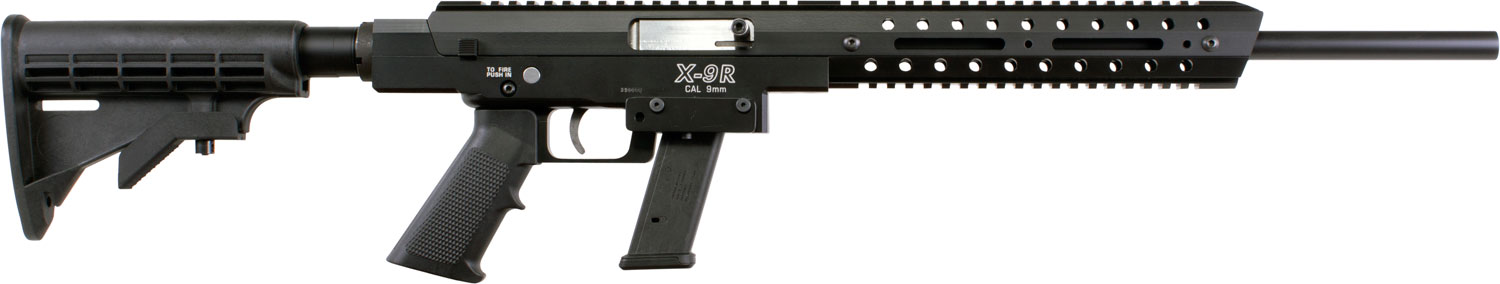 Excel EA09601 X-Series X-9R Semi-Automatic 9mm 16