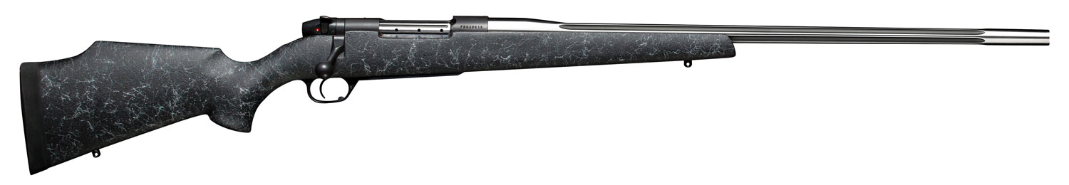 Weatherby MAMM300WR6O Mark V Accumark Bolt 300 Weatherby Magnum 26