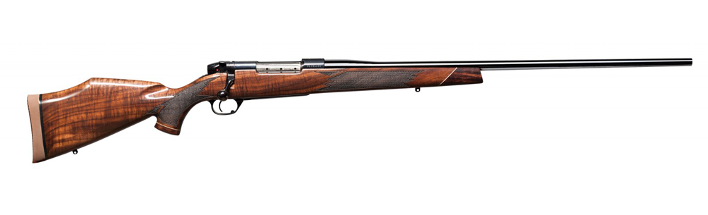 Weatherby MDXS240WR4O Mark V Deluxe Bolt 240 Weatherby Magnum 24
