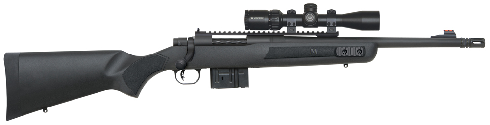 Mossberg 27793 MVP Scout with Scope Bolt 308 Win/7.62 NATO 16.25
