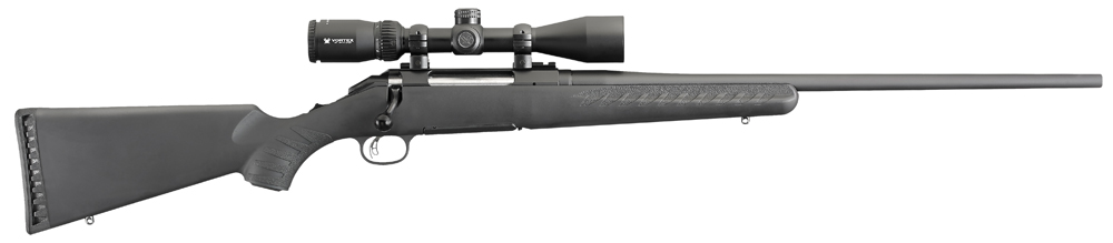 Ruger 16931 American with Vortex Crossfire II Bolt 243 Winchester 22