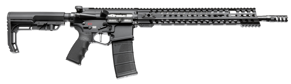Patriot Ordnance Factory 00856 Renegade Plus Semi-Automatic 223 Remington/5.56 NATO 16.5