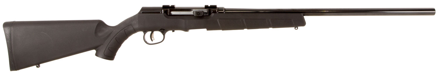 Savage 47007 A17 Heavy Barrel Semi-Automatic 17 HMR 22