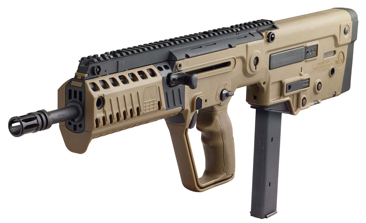 IWI US XFD179 Tavor X95 Semi-Automatic 9mm 17