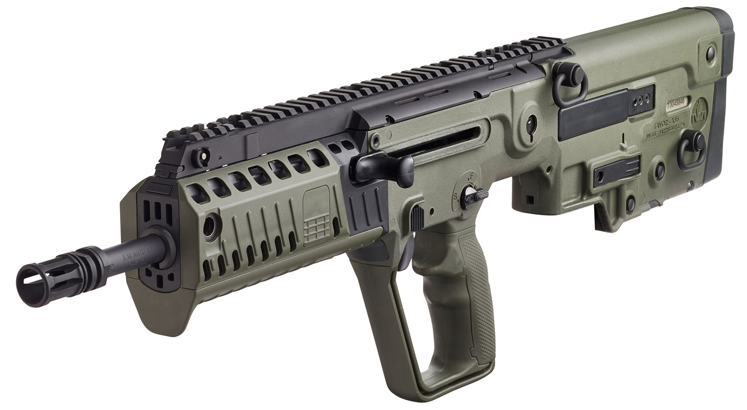IWI US XG18 Tavor X95 Semi-Automatic 223 Remington/5.56 NATO 18.5