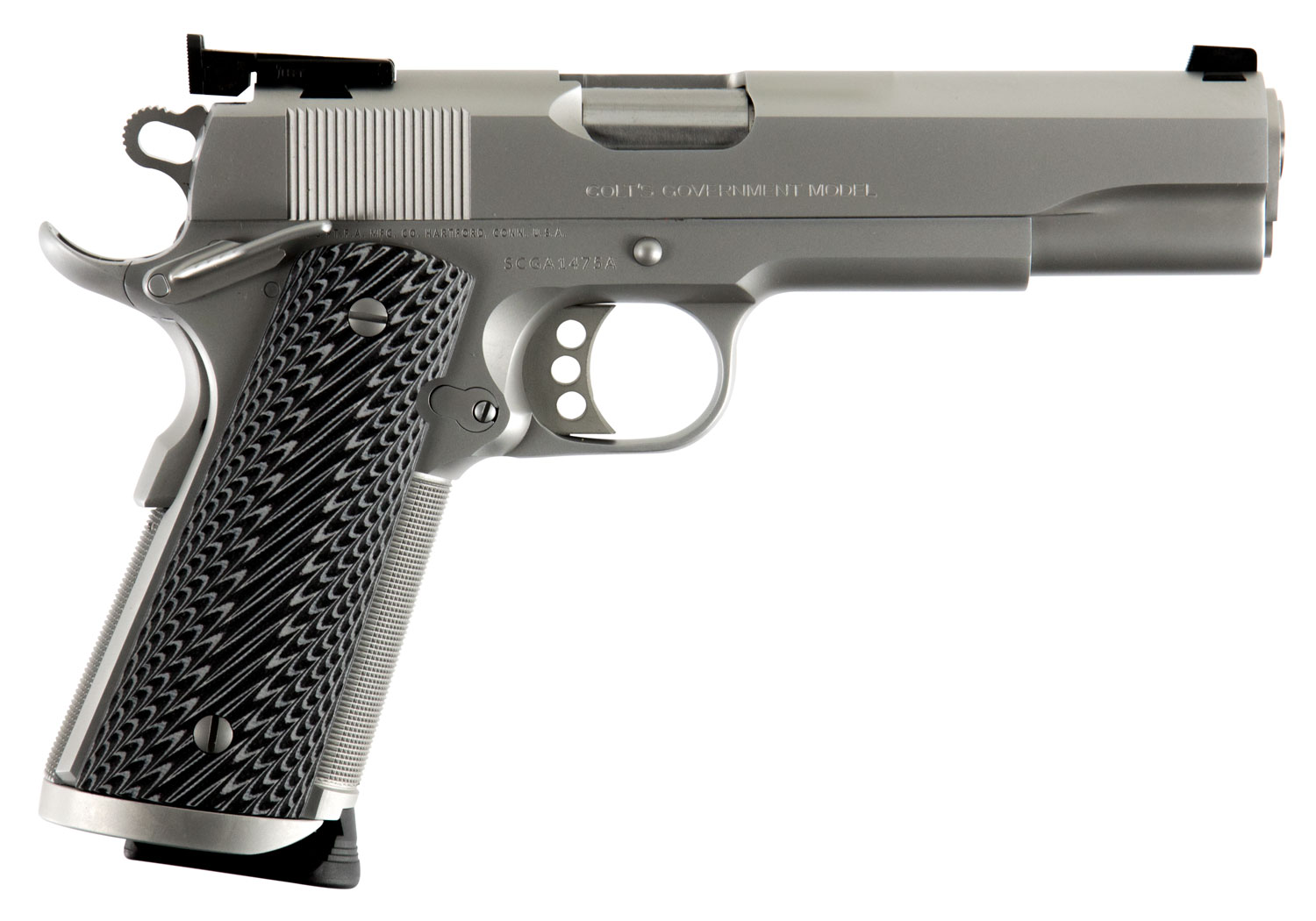 Colt Mfg 1911 Special Combat Government Single 45 Automatic Colt Pistol (ACP) 5