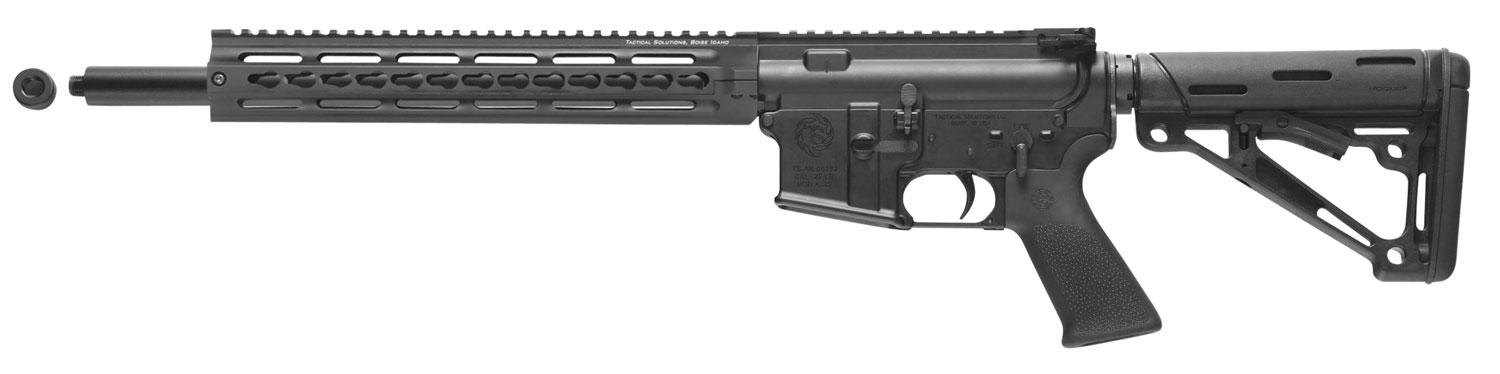 Tactical Solutions ARCLTK AR-LT Complete Semi-Automatic 22 Long Rifle 16.5