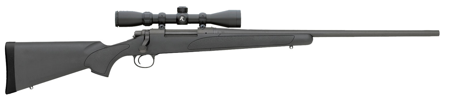 Remington Firearms 84601 700 ADL with Scope Bolt 22-250 Remington 24