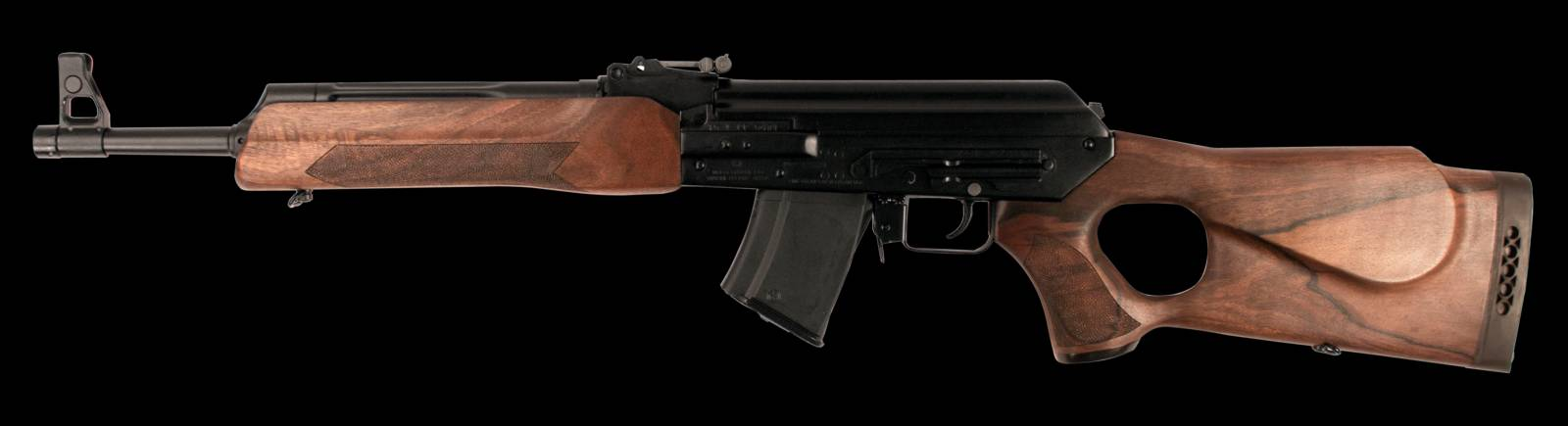 Molot VPR-76239-01 VEPR 7.62x39mm Semi-Automatic 16