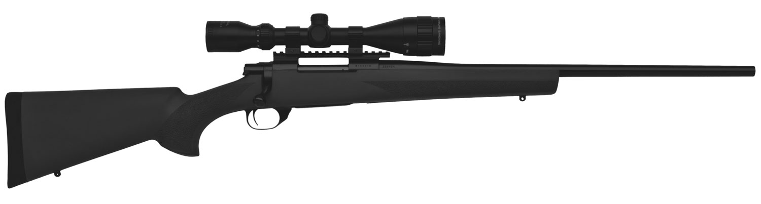 Howa HGK63107+ Hogue Gameking Scope Package Bolt 308 Winchester/7.62 NATO 22