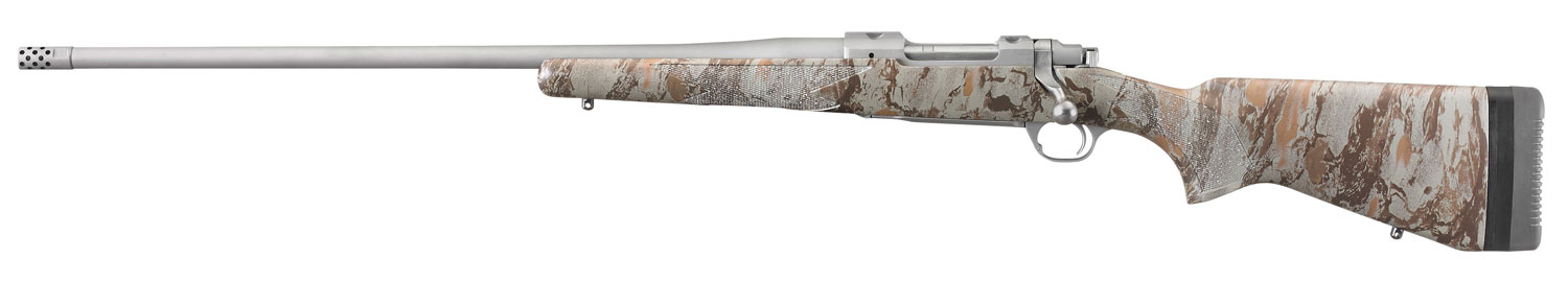 Ruger 47173 Hawkeye FTW Hunter Bolt 375 Ruger 22