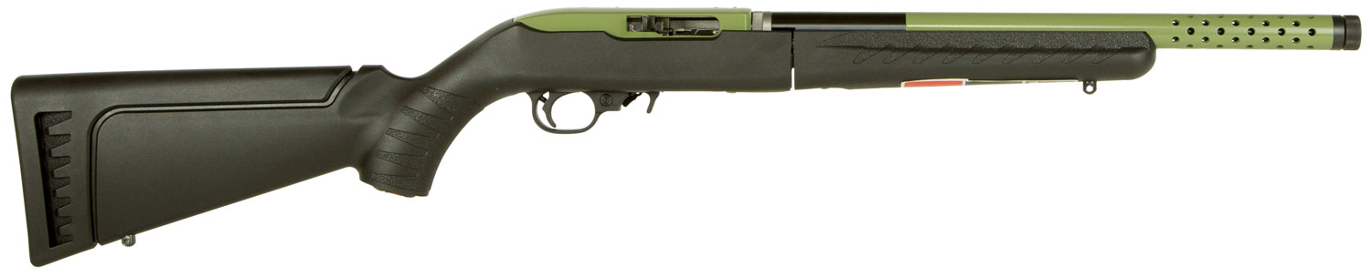 Ruger 21155 10/22 Takedown Lite Semi-Automatic 22 Long Rifle (LR) 16.1