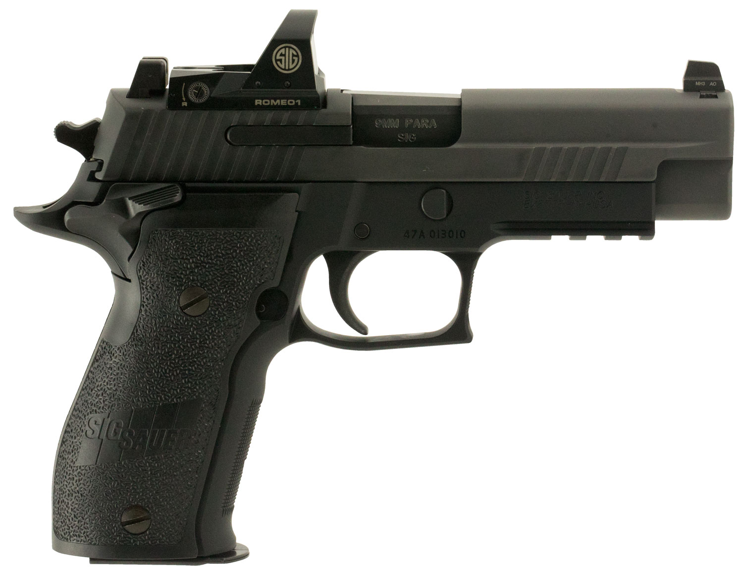 Sig Sauer E26R9BSESAOR P226 Full Size RX Single 9mm Luger 4.4