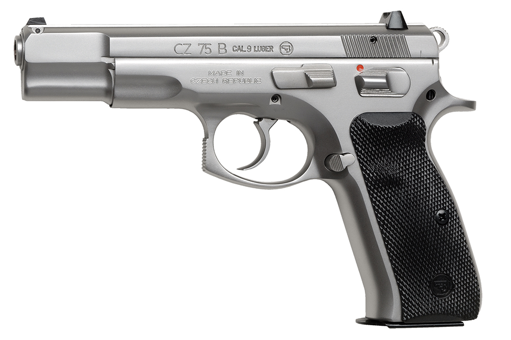 CZ 01108 CZ 75 75-B Single/Double 9mm Luger 4.6