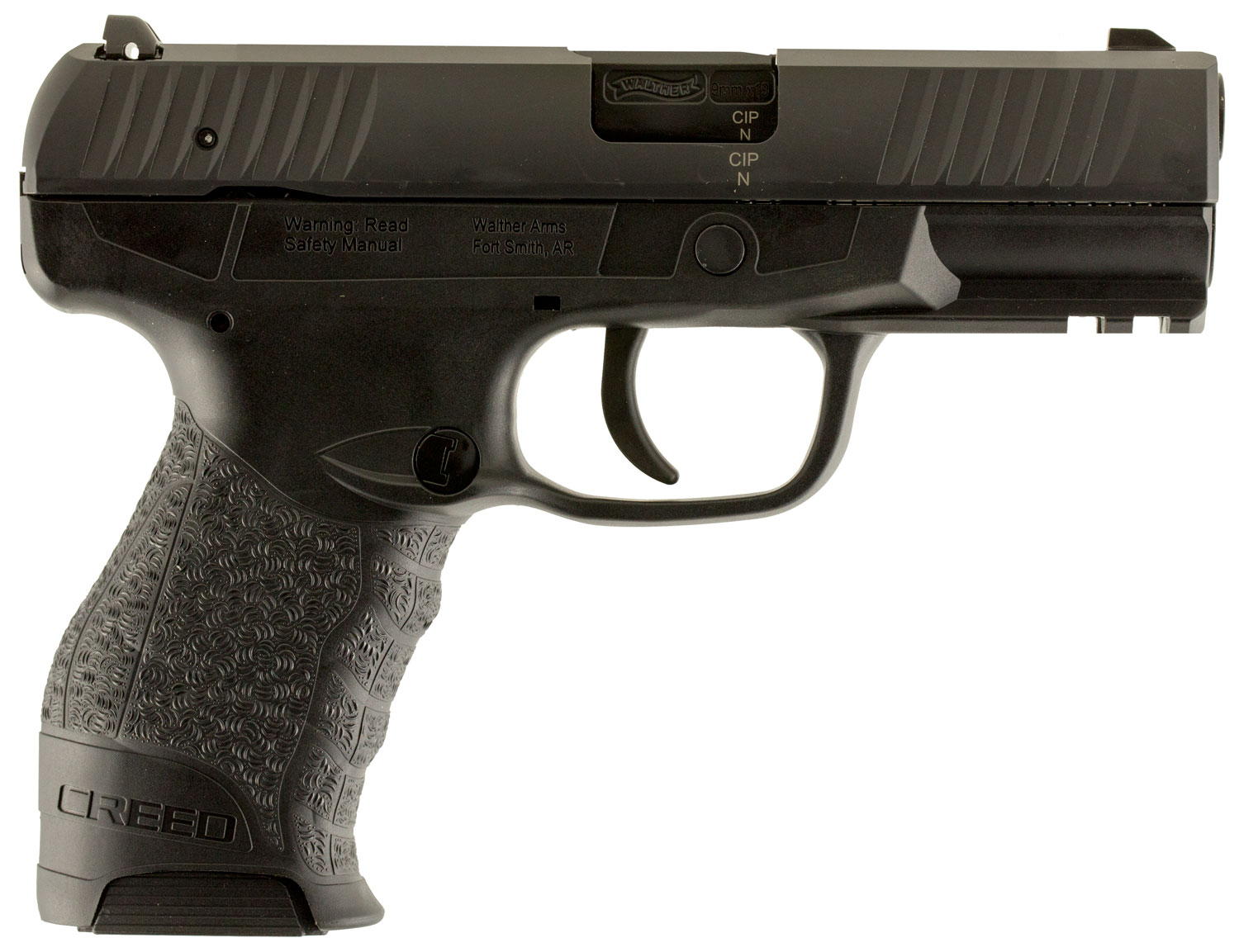 Walther Arms Creed Double 9mm Luger 4