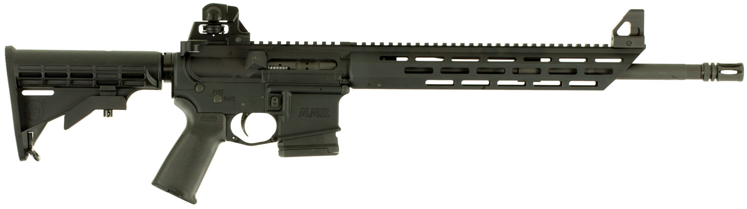 Mossberg 65078 MMR Carbine Semi-Automatic 223 Remington/5.56 NATO 16