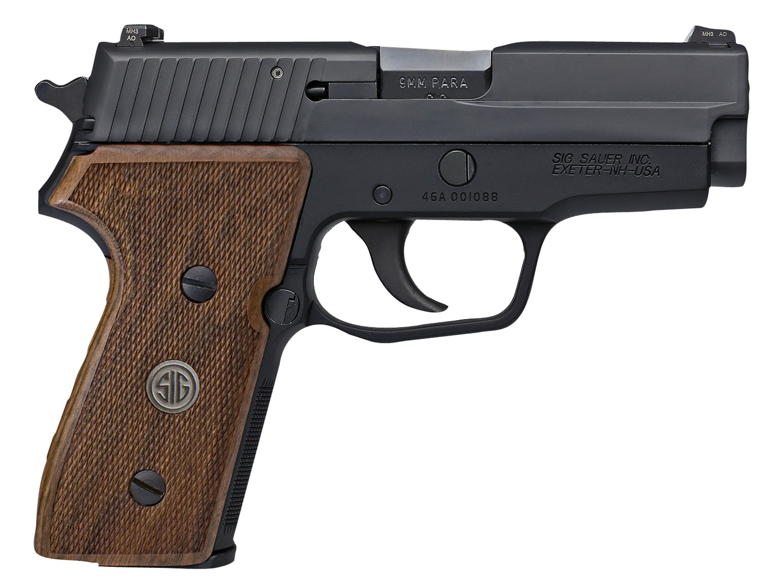Sig Sauer 225A9BSSCLW P225-A1 Classic Single/Double 9mm Luger 3.6