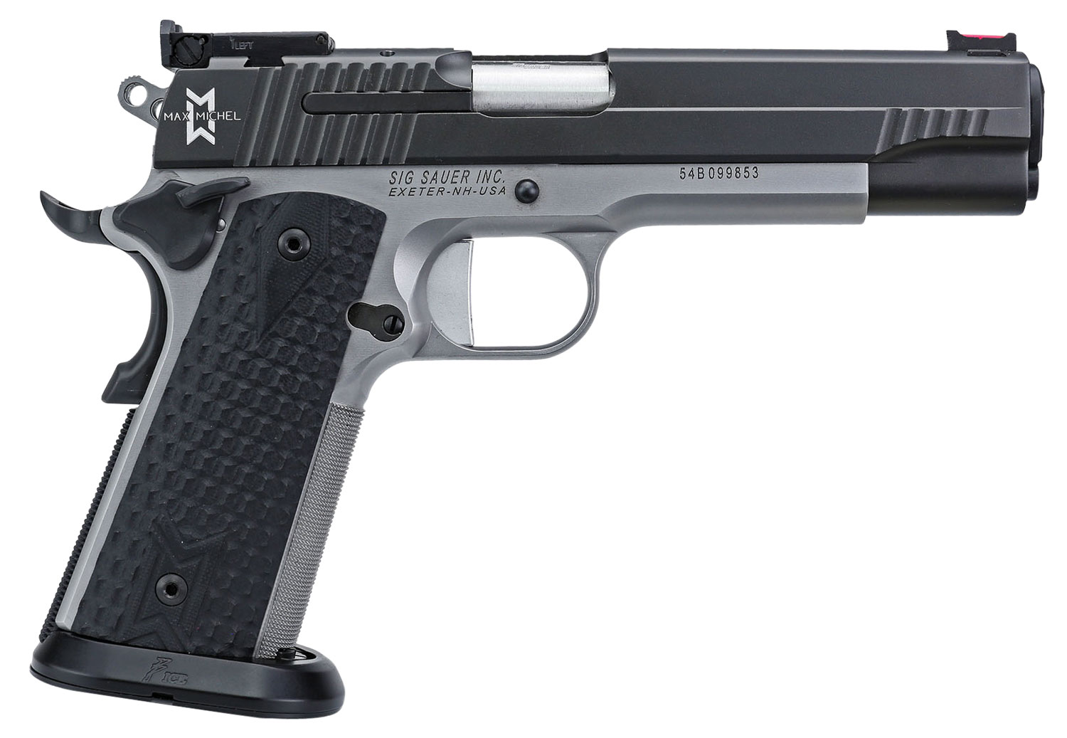 Sig Sauer 19119MAXM 1911 Full Size MAX Single 9mm Luger 5