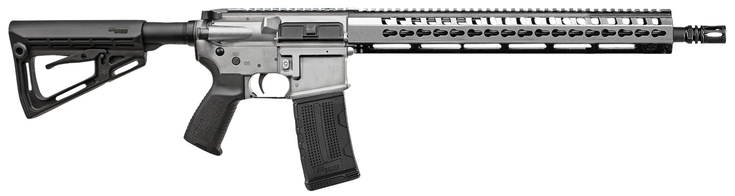 Sig Sauer RM40016BETI M400 Elite TI Semi-Automatic 223 Remington/5.56 NATO 16