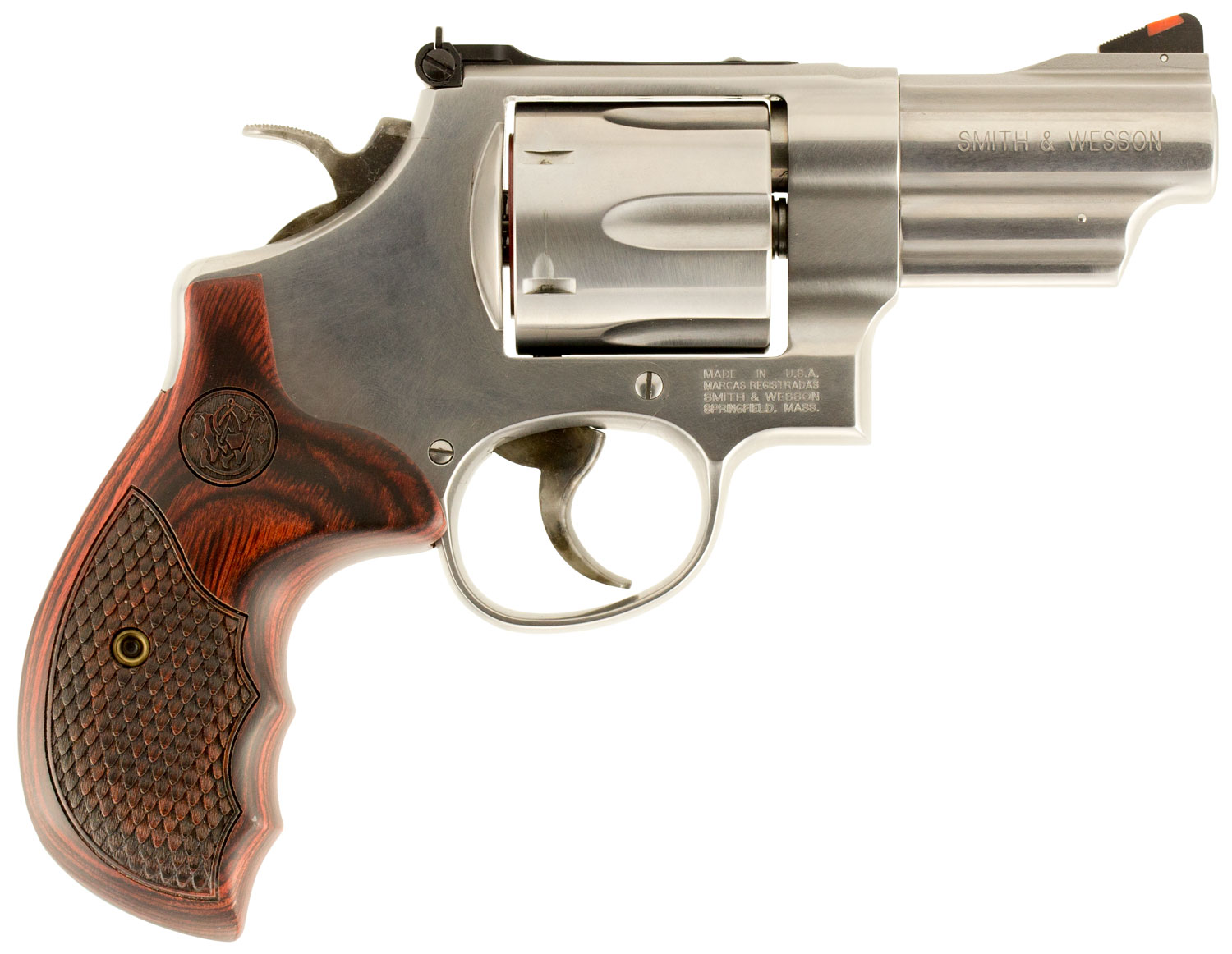 Smith & Wesson 150715 629 Deluxe Single/Double 44 Remington Magnum 3