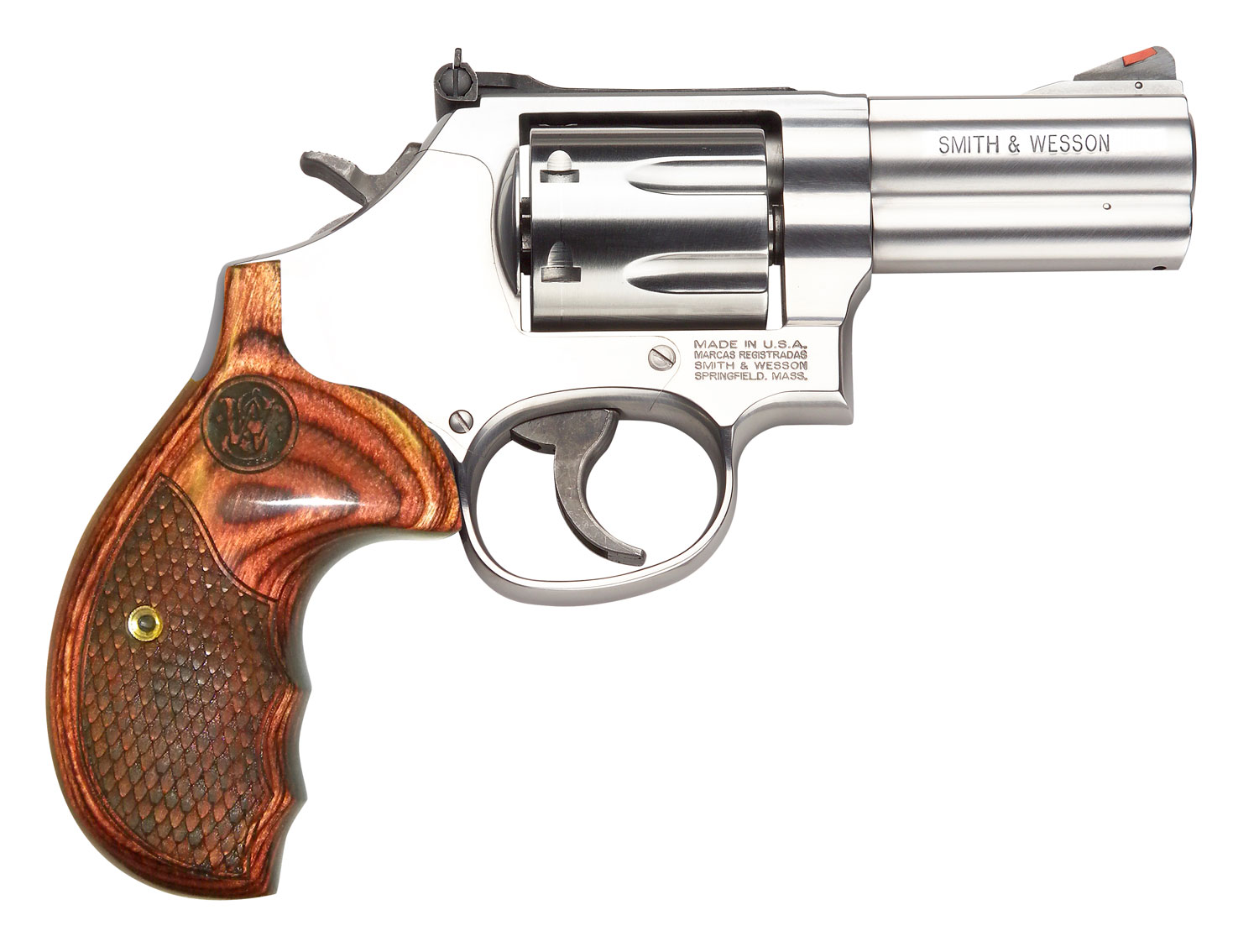Smith & Wesson 150713 686 Plus Deluxe Single/Double 357 Magnum 3