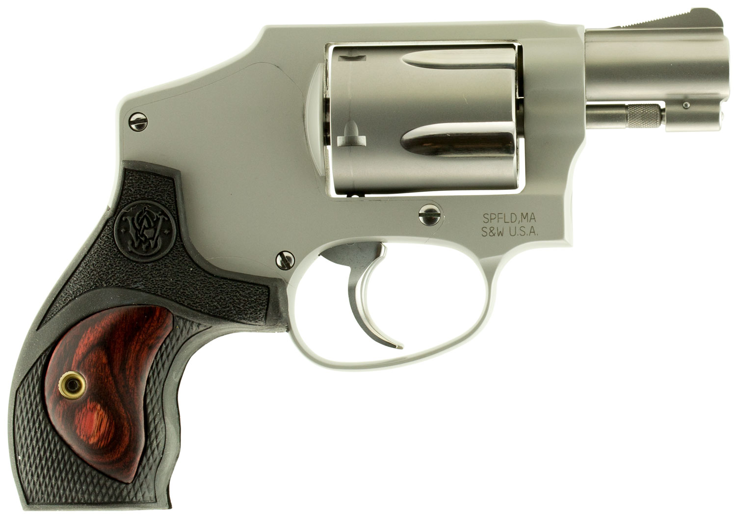 Smith & Wesson 10186 642 Performance Center Double 38 Special +P 1.875