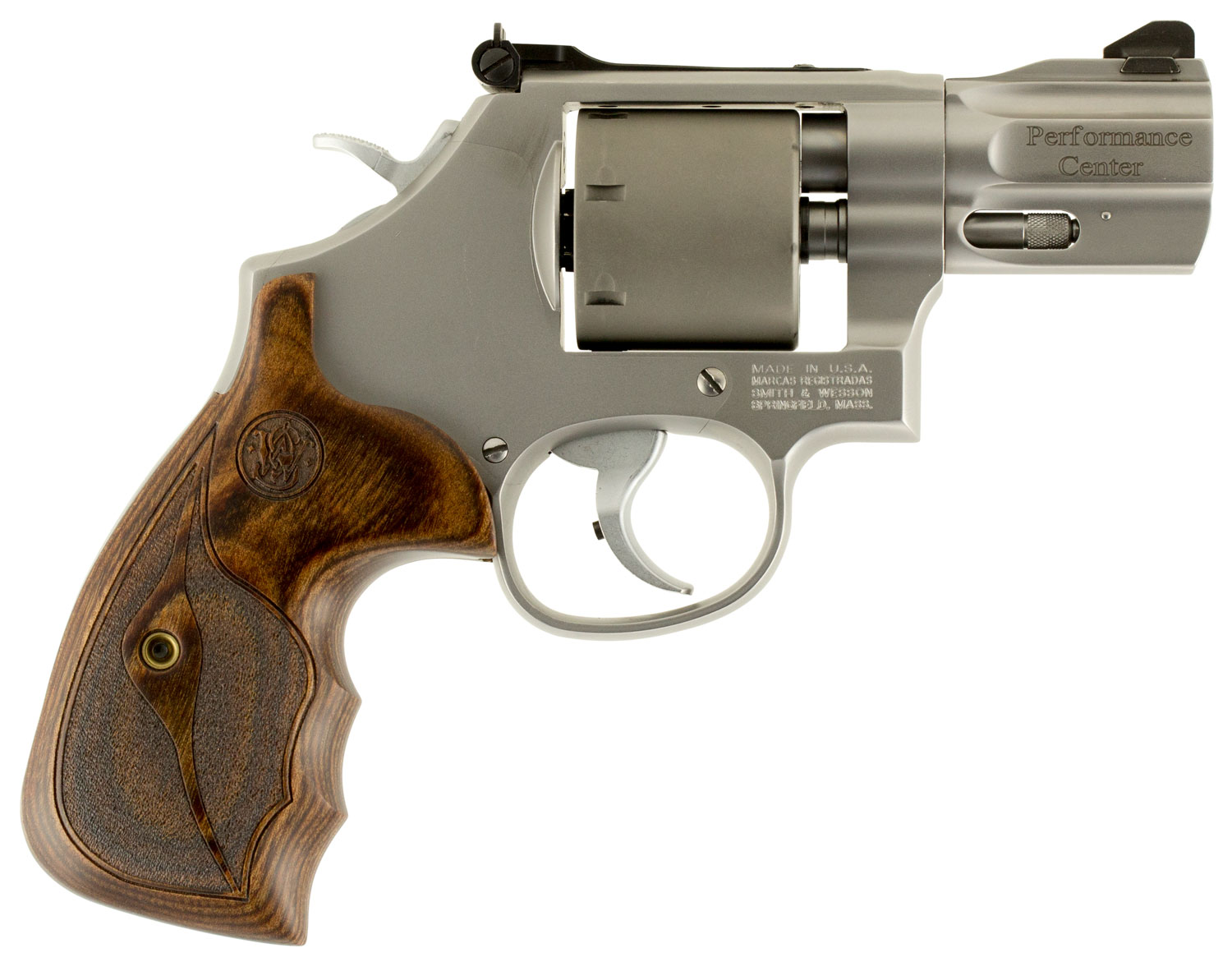 Smith & Wesson 10227 986 Performance Center Single/Double 9mm 2.5