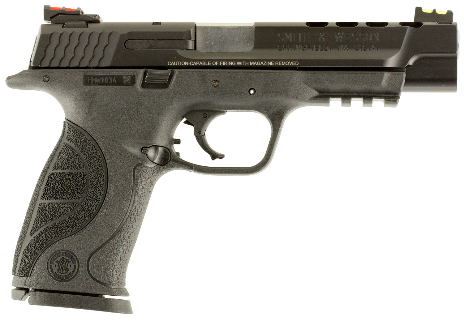 Smith & Wesson 10218 M&P 9 Double 9mm Luger 5
