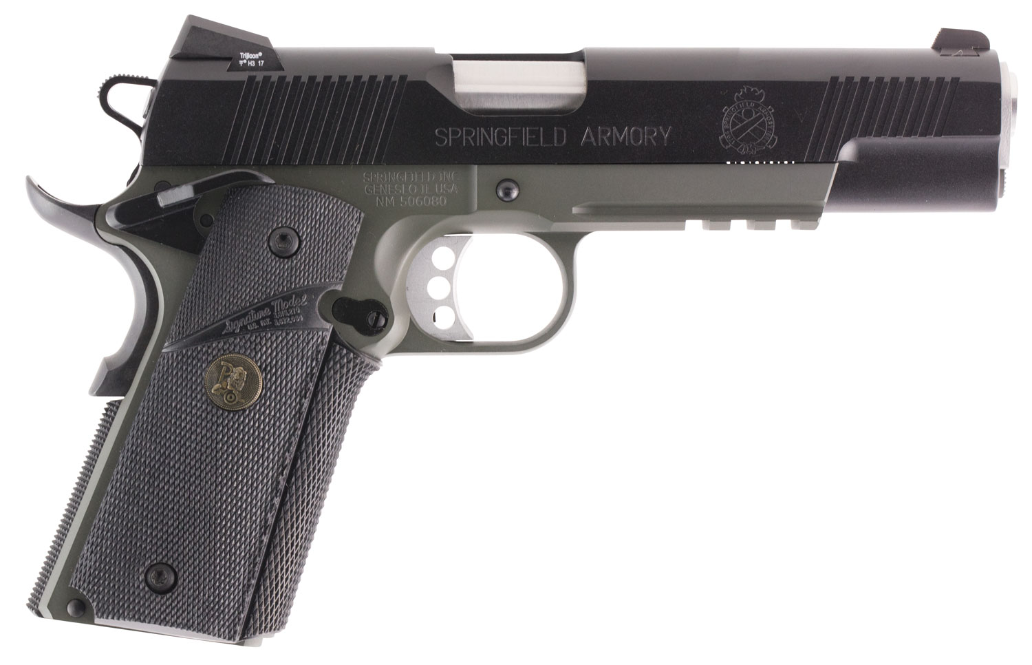 Springfield Armory PX9105ML 1911 Loaded MC Operator Single 45 Automatic Colt Pistol (ACP) 5