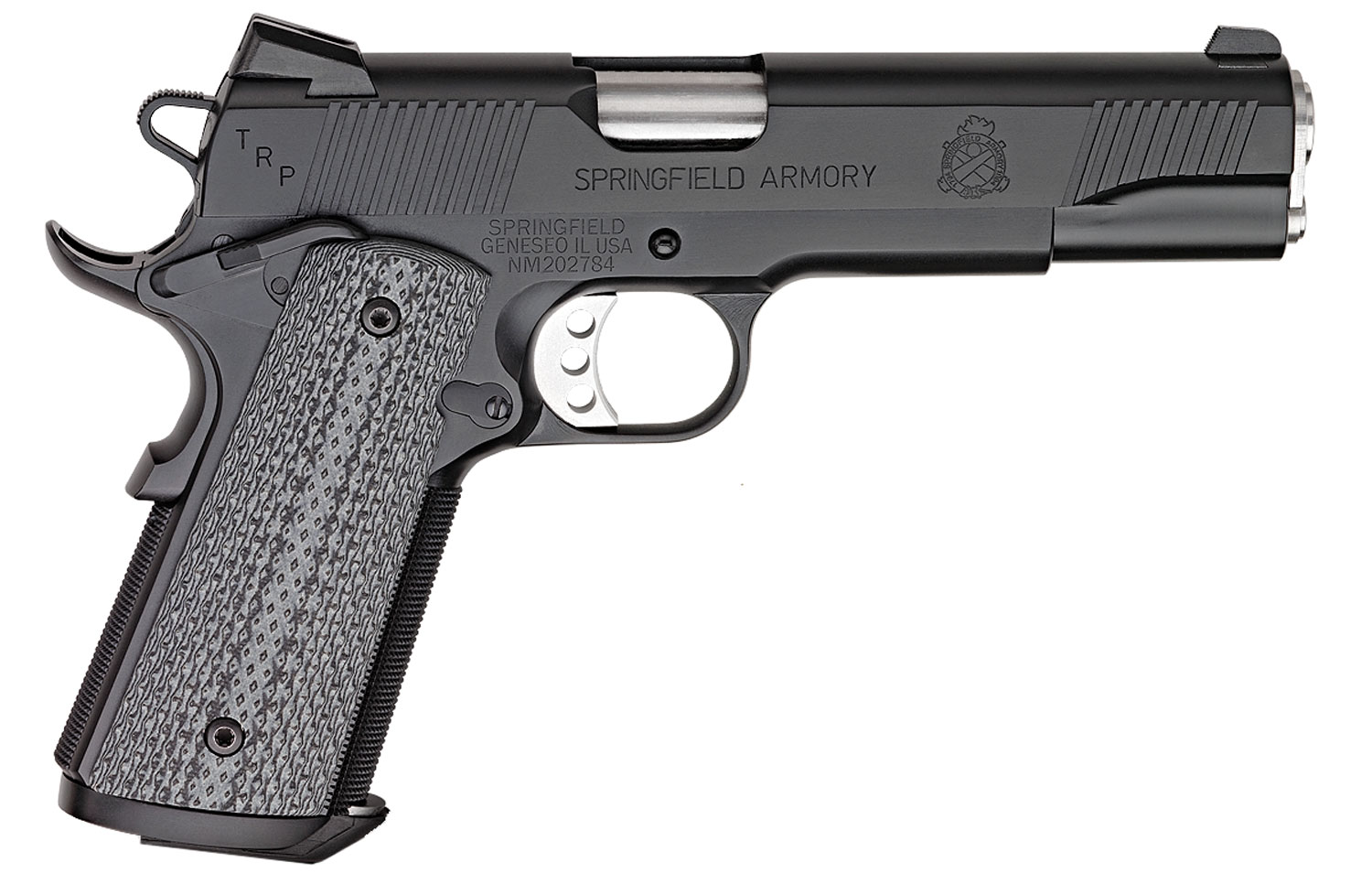 Springfield Armory PC9108LCA 1911 TRP *CA Compliant*  45 Automatic Colt Pistol (ACP) Single 5
