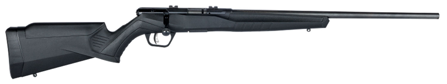Savage 70201 B22 FV Bolt 22 Long Rifle (LR) 21