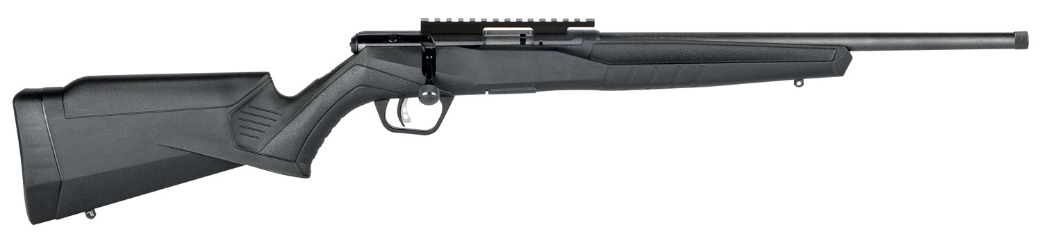 Savage 70203 B22 FVSR Bolt 22 Long Rifle (LR) 16.25