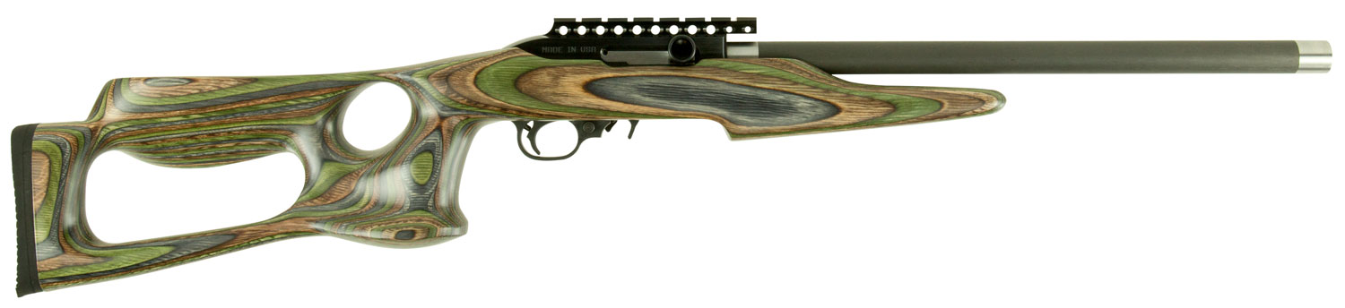 Magnum Research MLR22BFC Magnum Lite Barracuda Semi-Automatic 22 Long Rifle (LR) 17