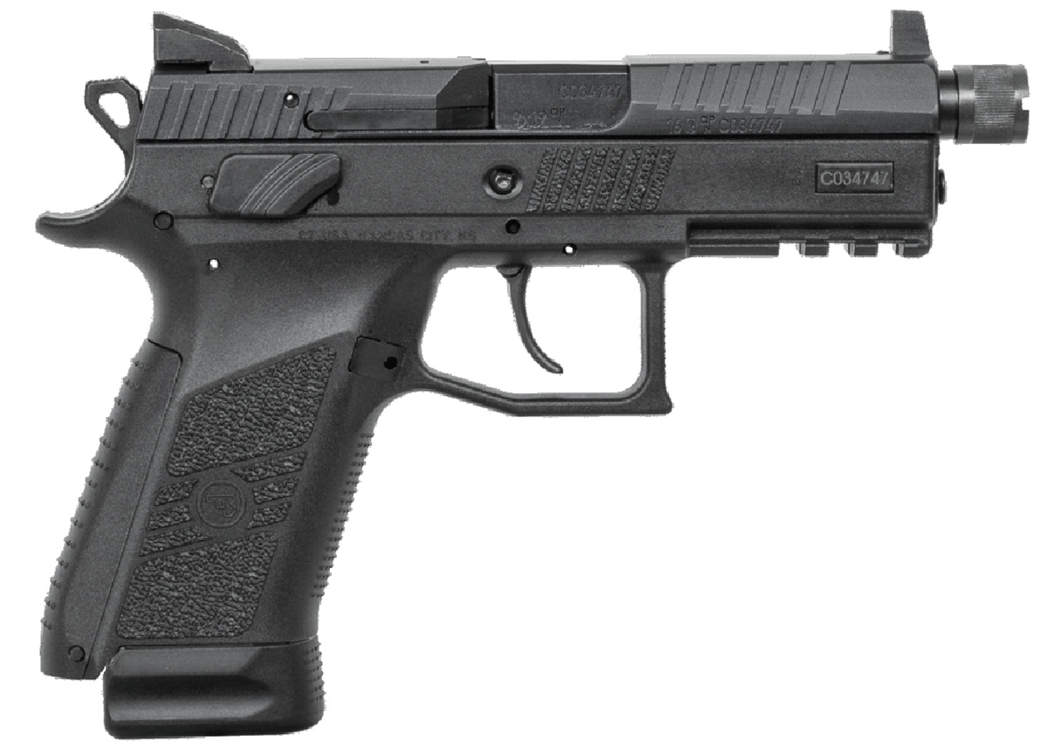 CZ 91289 P-07 Single/Double 9mm 4.3