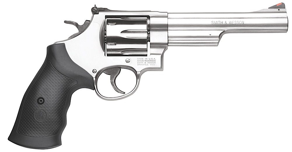 Smith & Wesson 163606 629 Single/Double 44 Remington Magnum 6