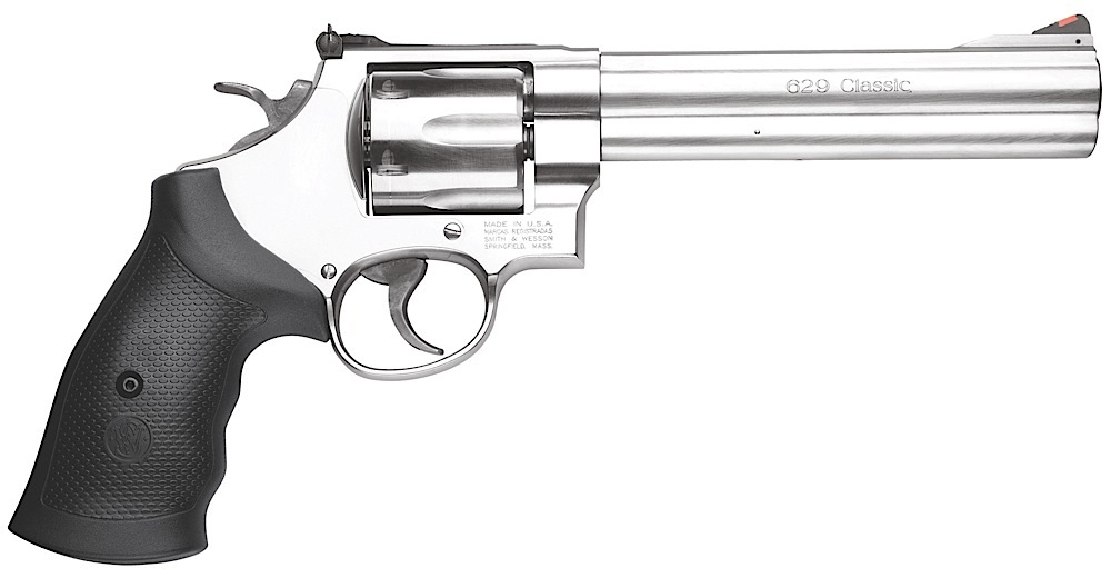 Smith & Wesson 163638 629 Classic Single/Double 44 Remington Magnum 6.5