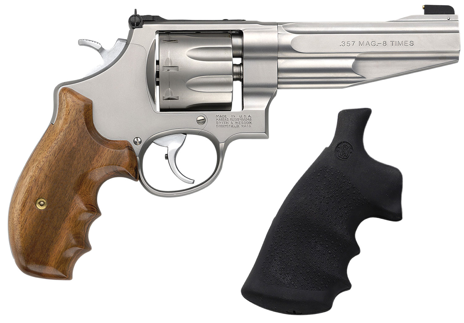 Smith & Wesson 170210 627 Performance Center Single/Double 357 Magnum 5